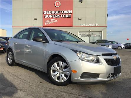 2012 Chevrolet Cruze LS   AUTO   BLU TOOTH   POWER GROUP   (Stk: P12605A) in Georgetown - Image 2 of 22