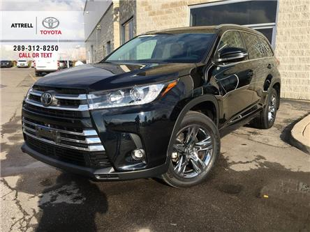 2019 Toyota Highlander LTD AWD (Stk: 44468) in Brampton - Image 1 of 26