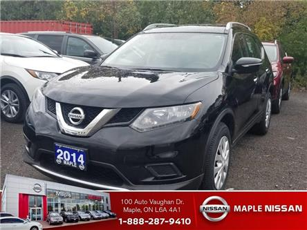 2014 Nissan Rogue A/C,Low Mileage,Camera! (Stk: LM393) in Maple - Image 1 of 6