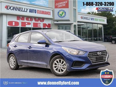 2019 Hyundai Accent  (Stk: CLDUR6268) in Ottawa - Image 1 of 28