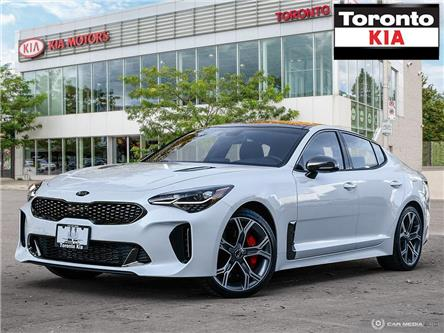 2019 Kia Stinger - (Stk: K190181) in Toronto - Image 1 of 27