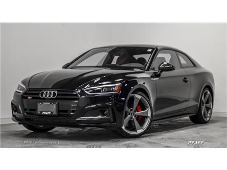 2019 Audi S5 3.0T Technik (Stk: T16133) in Vaughan - Image 1 of 22