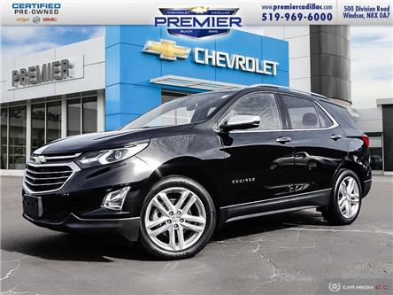 2019 Chevrolet Equinox Premier (Stk: P19261) in Windsor - Image 1 of 26