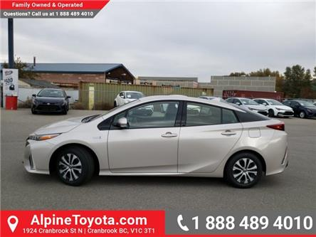 2020 Toyota Prius Prime Base (Stk: 3128338) in Cranbrook - Image 2 of 24