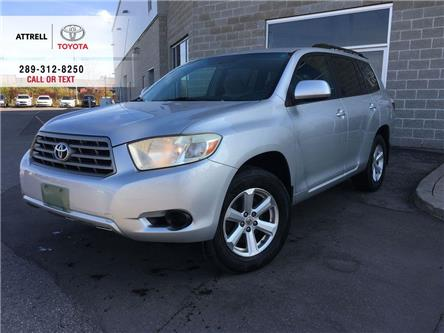 2008 Toyota Highlander AWD ALLOY WHEELS, ABS, TINTED WINDOWS, 8 PASSENGER (Stk: 45804A) in Brampton - Image 1 of 26