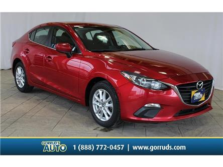 2016 Mazda Mazda3 GS (Stk: 238760) in Milton - Image 1 of 43