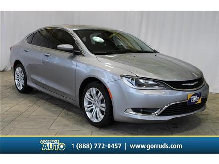 2015 Chrysler 200 Limited (Stk: 740541) in Milton - Image 1 of 46