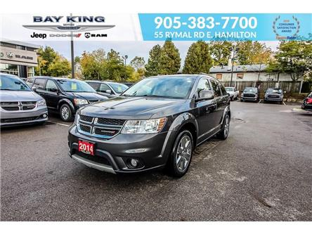 2014 Dodge Journey SXT (Stk: 193628A) in Hamilton - Image 1 of 22