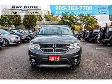2014 Dodge Journey SXT (Stk: 193628A) in Hamilton - Image 2 of 22