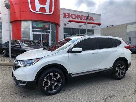 2017 Honda CR-V Touring (Stk: P7169) in Georgetown - Image 1 of 13