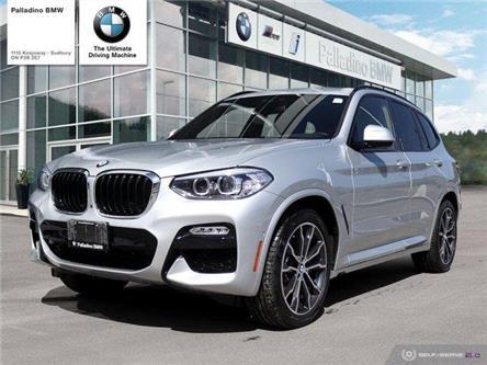 2019 BMW X3 xDrive30i (Stk: 0085) in Sudbury - Image 1 of 20