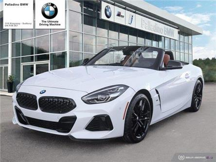 2020 BMW Z4 M40i (Stk: 0129) in Sudbury - Image 1 of 20