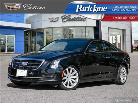 2015 Cadillac ATS 2.0L Turbo (Stk: 704321) in Sarnia - Image 1 of 27
