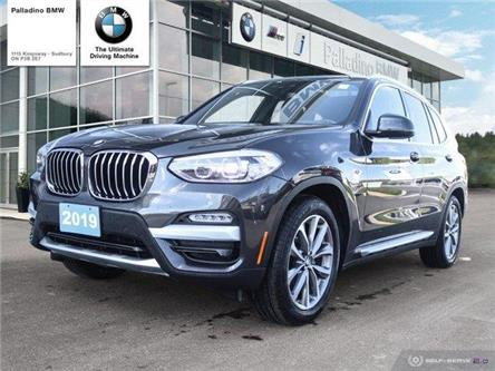 2019 BMW X3 xDrive30i (Stk: U0069) in Sudbury - Image 1 of 20