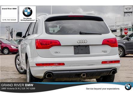 2013 Audi Q7 3.0T Sport (Stk: 34317C) in Kitchener - Image 2 of 5