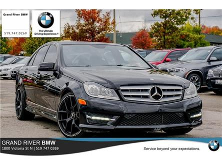 2012 Mercedes-Benz C-Class Base (Stk: PW5034A) in Kitchener - Image 1 of 6