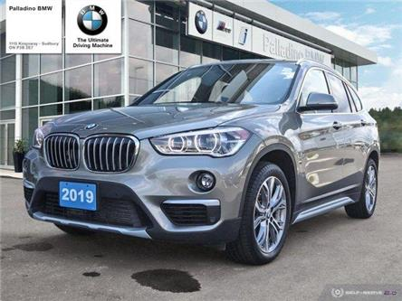 2019 BMW X1 xDrive28i (Stk: U0087) in Sudbury - Image 1 of 21