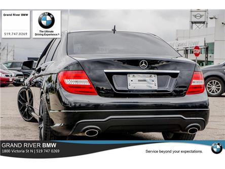 2012 Mercedes-Benz C-Class Base (Stk: PW5034A) in Kitchener - Image 2 of 6