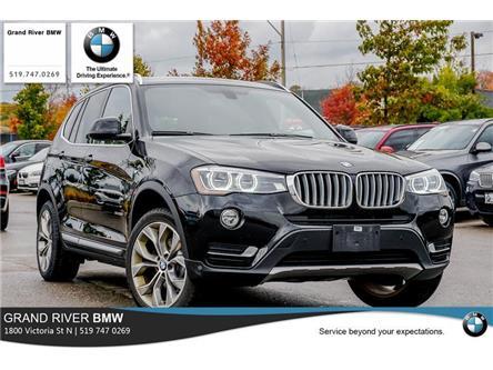 2016 BMW X3 xDrive28i (Stk: PW5078) in Kitchener - Image 1 of 22