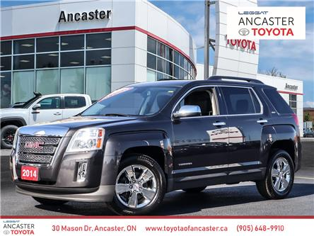 2014 GMC Terrain SLT-1 (Stk: 19573A) in Ancaster - Image 1 of 27
