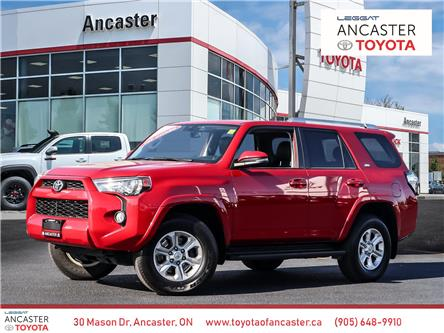 2018 Toyota 4Runner SR5 (Stk: P155) in Ancaster - Image 1 of 29
