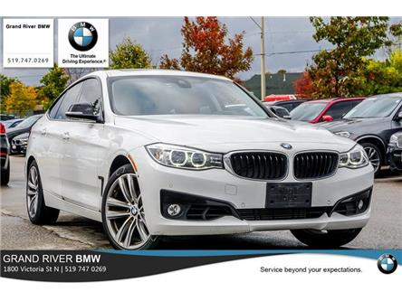 2016 BMW 328i xDrive Gran Turismo (Stk: PW5091) in Kitchener - Image 1 of 22