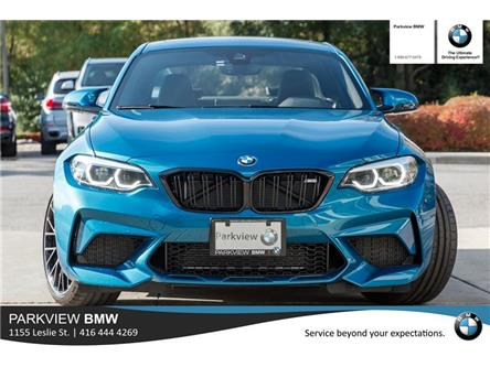 2020 BMW M2 Competition (Stk: 20560A) in Toronto - Image 2 of 22
