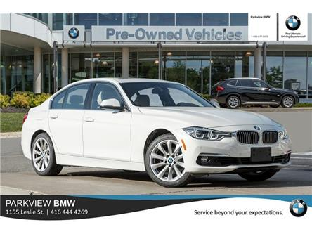 2016 BMW 328i xDrive (Stk: PP8840) in Toronto - Image 1 of 21