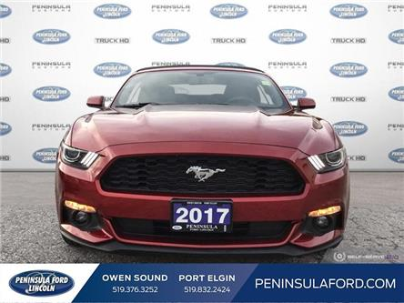 2017 Ford Mustang V6 (Stk: 1891) in Owen Sound - Image 2 of 27