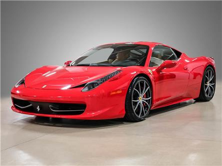 2012 Ferrari 458 Italia Base (Stk: U4368) in Vaughan - Image 1 of 23