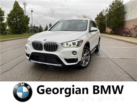 2019 BMW X1 xDrive28i (Stk: B19275) in Barrie - Image 1 of 14