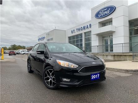 2017 Ford Focus SE (Stk: T9800A) in St. Thomas - Image 1 of 23