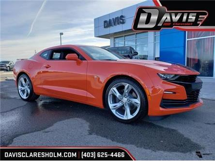 2019 Chevrolet Camaro 2SS (Stk: 200861) in Claresholm - Image 1 of 21