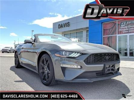 2018 Ford Mustang EcoBoost Premium (Stk: 206162) in Claresholm - Image 1 of 17