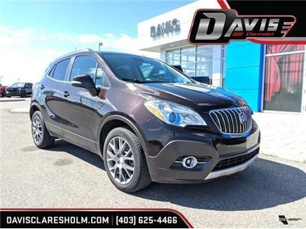 2016 Buick Encore Sport Touring (Stk: 202411) in Claresholm - Image 1 of 18