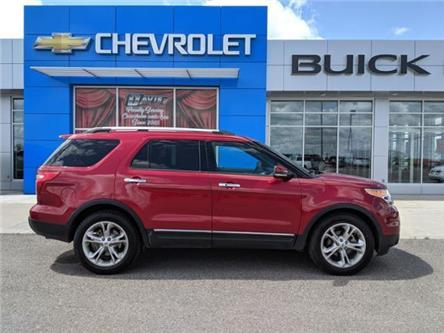 2013 Ford Explorer Limited (Stk: 201536) in Claresholm - Image 2 of 22