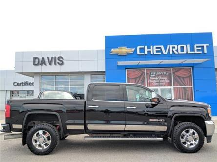 2015 GMC Sierra 2500HD SLT (Stk: 153993) in Claresholm - Image 2 of 24