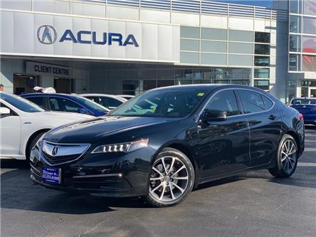 2015 Acura TLX Base (Stk: D459) in Burlington - Image 1 of 28