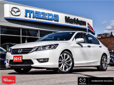 2013 Honda Accord Sport (Stk: Q190270A) in Markham - Image 1 of 27