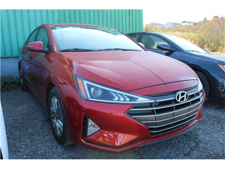 2020 Hyundai Elantra Preferred (Stk: 02356) in Saint John - Image 1 of 3