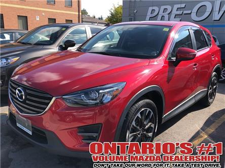 2016 Mazda CX-5 GT (Stk: 82459A) in Toronto - Image 1 of 24