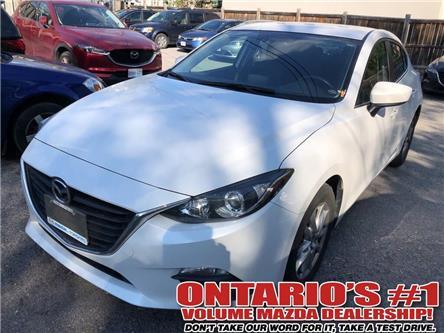 2016 Mazda Mazda3 Sport GS (Stk: P2531) in Toronto - Image 1 of 20
