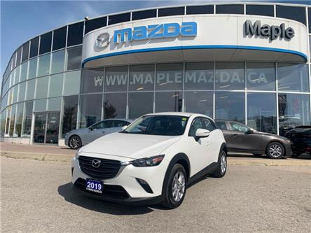 2019 Mazda CX-3 GS (Stk: P-1231) in Vaughan - Image 1 of 19