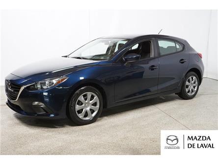 2015 Mazda Mazda3 Sport GX (Stk: U6948) in Laval - Image 1 of 12