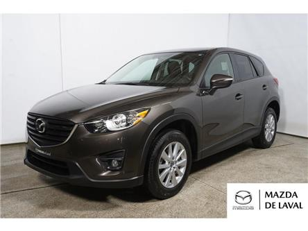 2016 Mazda CX-5 GS (Stk: U7197) in Laval - Image 1 of 24