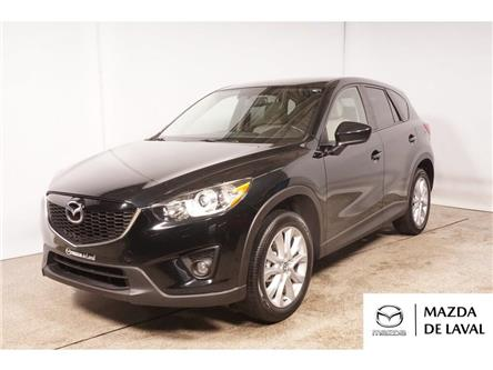 2015 Mazda CX-5 GT (Stk: U6741) in Laval - Image 1 of 23