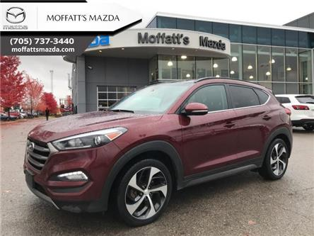 2016 Hyundai Tucson Limited (Stk: P7626A) in Barrie - Image 1 of 25