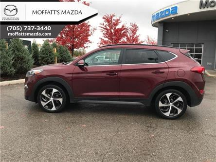 2016 Hyundai Tucson Limited (Stk: P7626A) in Barrie - Image 2 of 25