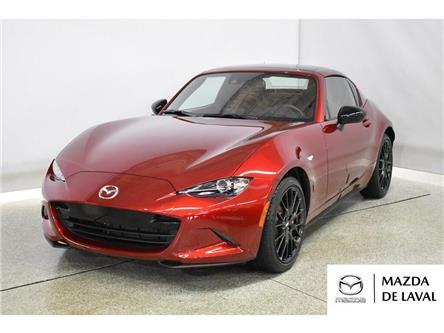2018 Mazda MX-5 RF GT (Stk: CONSIGN) in Laval - Image 1 of 23