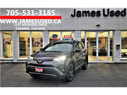 2018 Toyota RAV4 SE (Stk: P02694) in Timmins - Image 1 of 14